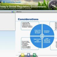 Navigating Today's Global Regulatory Environment