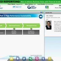 Integrated Reporting: Achieve Business Value with Financial Grade Sustainability Data