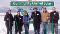 Xcel Energy Connects to Community Solar Garden