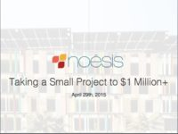 Noesis: Expanding the Scope of an Energy Retrofit Project