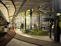 The Lowline, New York's Futuristic Underground Park, Tests LED Grow Lights and Solar Skylight for Plants, Shrubs