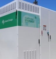 Green Charge Energy Storage Solution