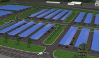 Construction Begins on 10-MW MSU Solar Initiative