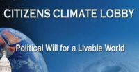 Citizens' Climate Lobby to Speak Out for Carbon Fee on Earth Day