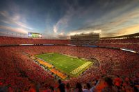 UT Recycles 25 Tons of Waste from One Football Game