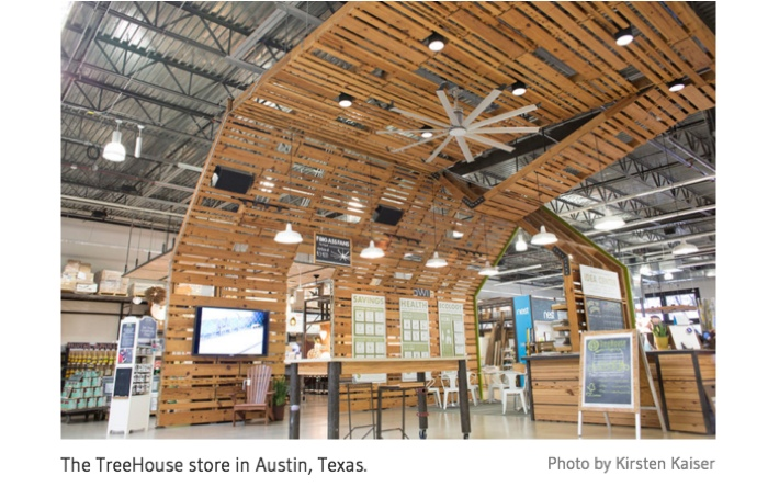 Net zero energy buildings popping up nationwide for Zero energy homes texas