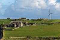 Cost of Onshore Wind Energy Development Now Competitive with Gas in the UK