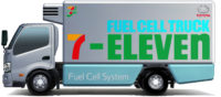 Toyota and 7-Eleven Japan Join Forces on Hydrogen Fuel Cell Trucks
