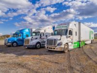 Electric System Turns Diesel Engine Trucking Fleets Into Hybrids