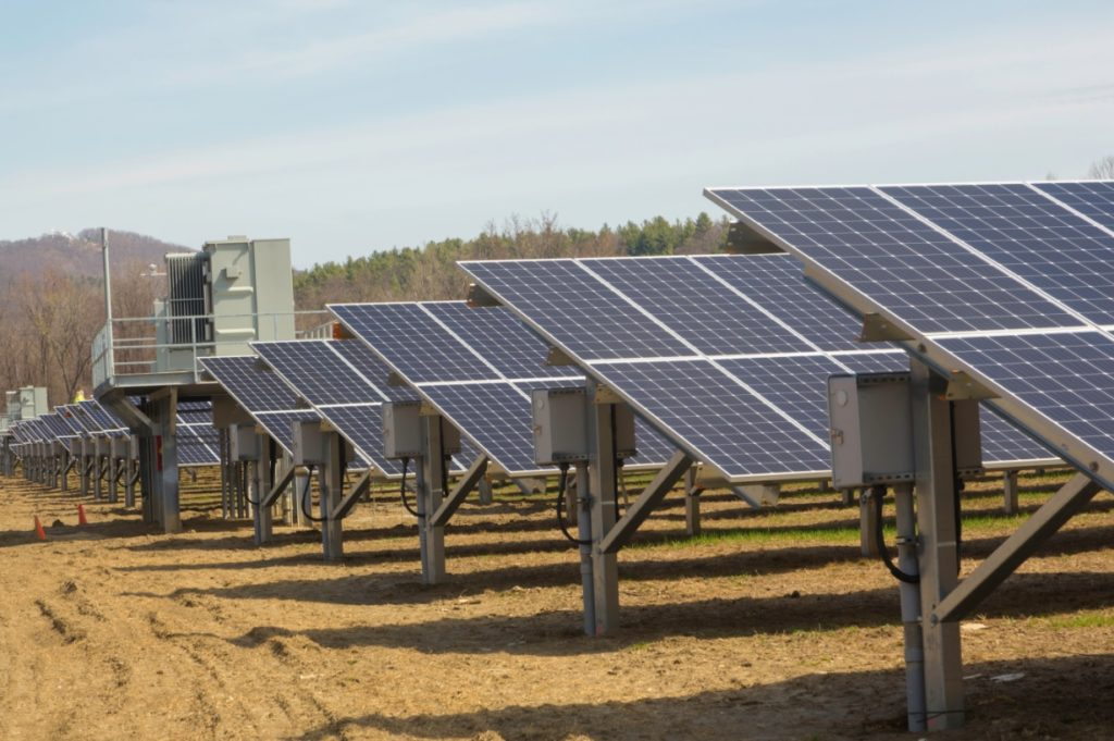 Massachusetts energy storage installation and solar integration