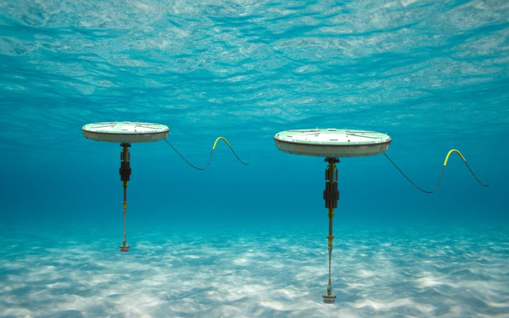 wave energy power scale up