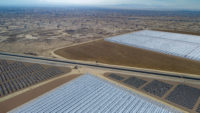 California's Largest Solar Energy Project Set for Oil Field