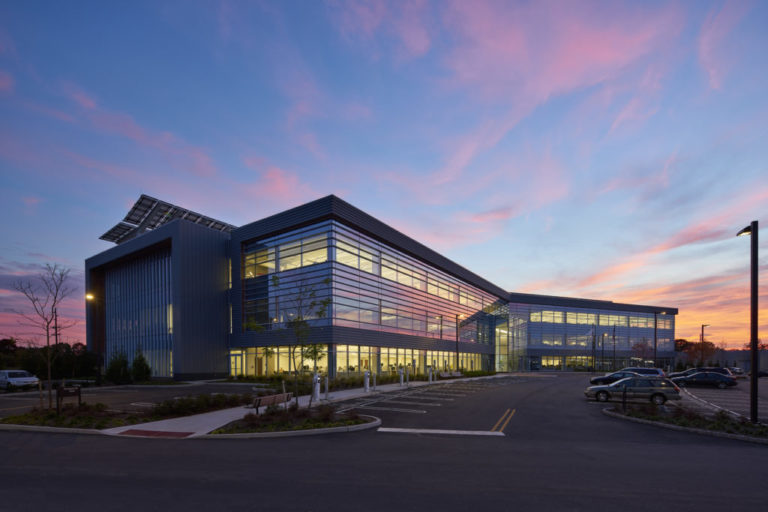 New Jerseys Carnegie Center Campus Earns Leed Platinum