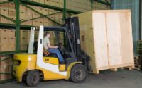 Product Announcement: Flux Lithium Ion Battery Solutions for Class 1 Forklifts