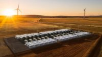 Tesla's Big Battery in South Australia Provides Critical Power