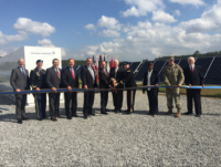 US Army Unveils 10-MW Solar Project at Redstone Arsenal