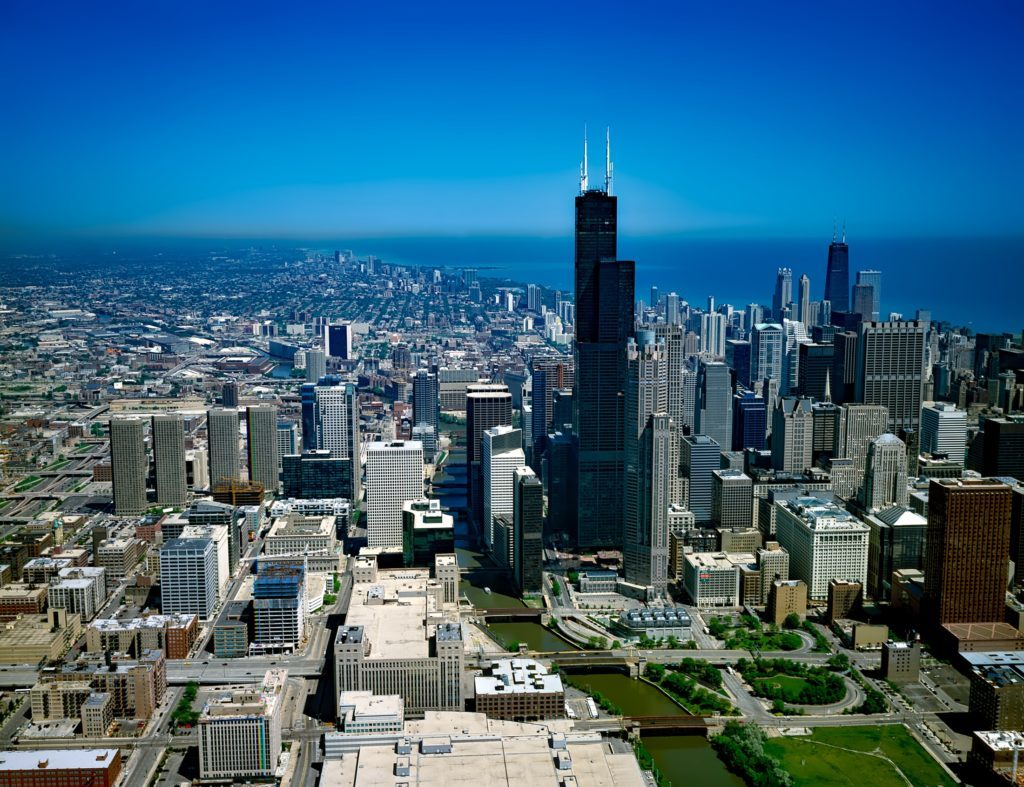 Willis Tower Chicago Energy Star