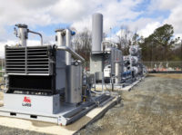 North Carolina Plant Converts Hog Farm Waste Into 11,000 MWh Annually