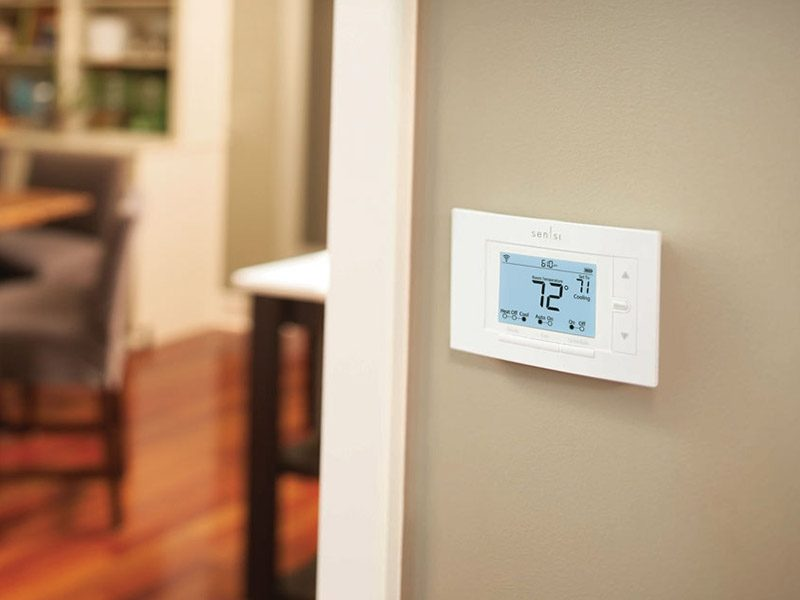 Emerson Updates Sensi Capabilities as Wi-Fi Thermostat Market Heats