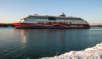 Viking Line Adds Wind Power To Passenger Ship, Cutting Fuel Consumption
