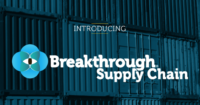 New Product Announcement: Breakthrough Supply Chain Provides Data-Based Management Service
