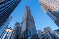 Willis Tower Elevator Modernization Cuts Energy Usage by 35%