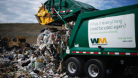 Waste Management Unveils Its New Waste-to-Gas Facility in Kentucky, Cutting Costs for its Fleet