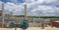 Shaw Completes CHP Plant for Fiber Production Facility
