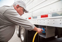 Golden State Foods Installs Electric Power Outlets for Idling Trucks, Saving $110K Per Year