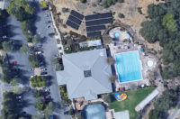 CA Golf and Athletic Club Devastated by Fire Rebuilds with Solar