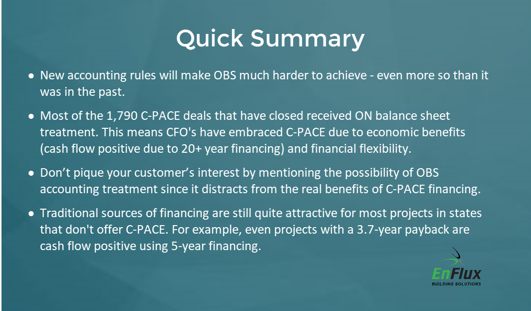 what is off balance sheet accounting