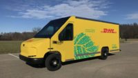 DHL Adds Electric Delivery Van Fleet for US Markets