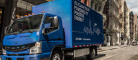 All-Electric Delivery Truck Fleet Debuts in the Bronx