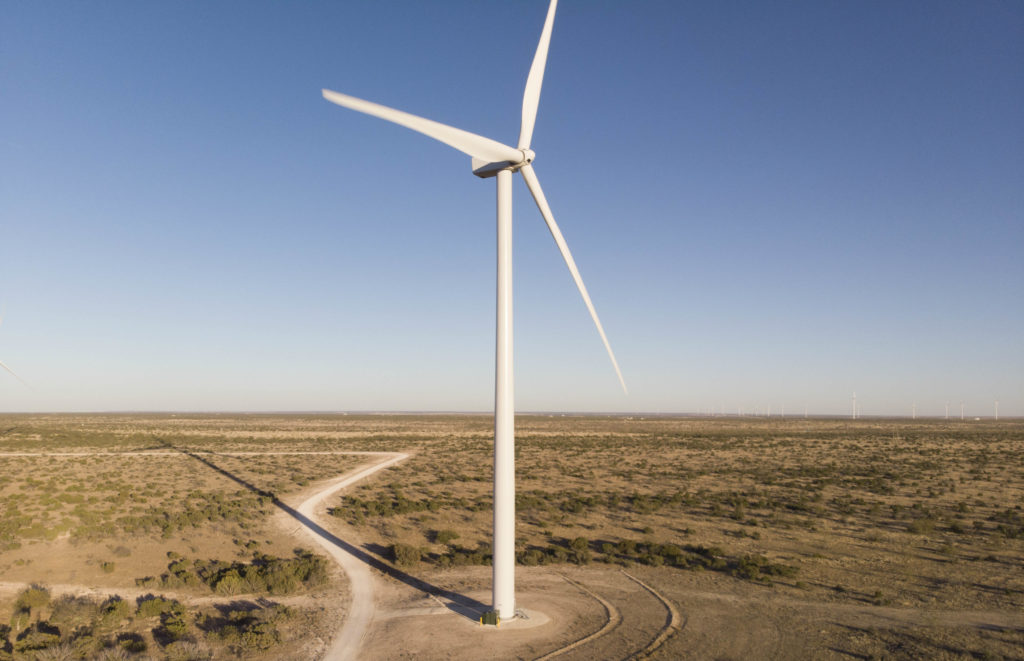 Santa Rita East Wind Project in Texas Begins Commercial Operations