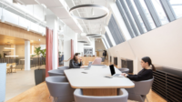 New York Coworking Space Switches to LEDs to Meet City's Building Efficiency Requirements
