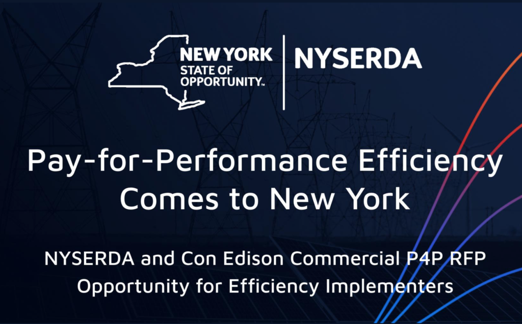 New York Pay-for-Performance Program Offers Energy Savings