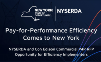 New York Pay-for-Performance Program Offers Energy Savings Packages for Select Businesses