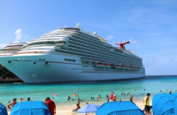 Carnival's German Cruise Ships to be Powered by Onboard Battery Storage System