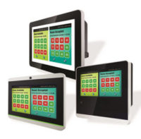 HMI Panels Introduced for Commercial Facilities