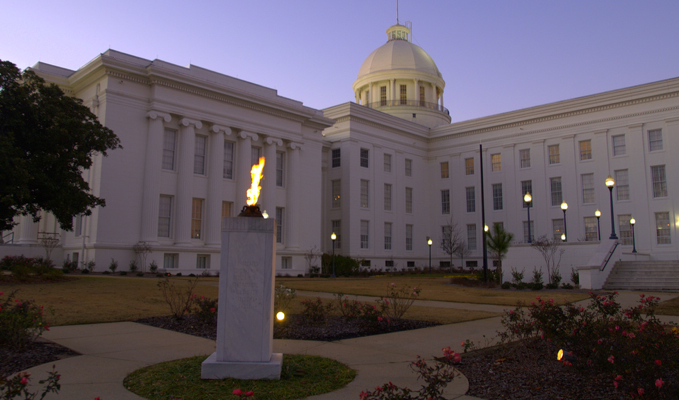 Alabama capitol