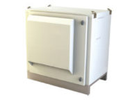 Ballard Outdoor Cabinet Stores Fuel Cell for Telecom Backup Power