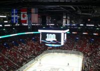 Sports Arenas Pick Up LEDs