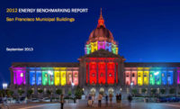 San Francisco Public Buildings' Energy Use Down 3.6% from 2011.