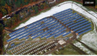 Landfill Area Becoming Solar Site