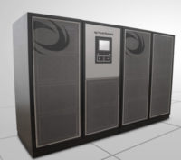 UPS Integrates Flywheel, Battery Energy Storage for Extended Runtime