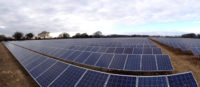 Conergy Completes 4.5 MW Solar in UK; Microgrid Solar Uses Panels as Roof Material