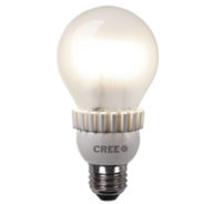 Cree LED Bulb Breaks $10 Price Barrier