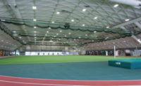 Dartmouth Upgrades Field House Lighting with Digital Lumens