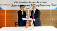 Vendors Sign License Agreement for Waste-Heat-to-Power Technology