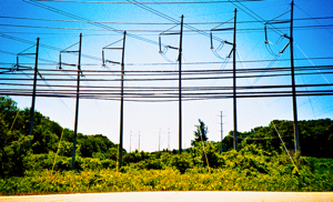 Energy Manage power lines
